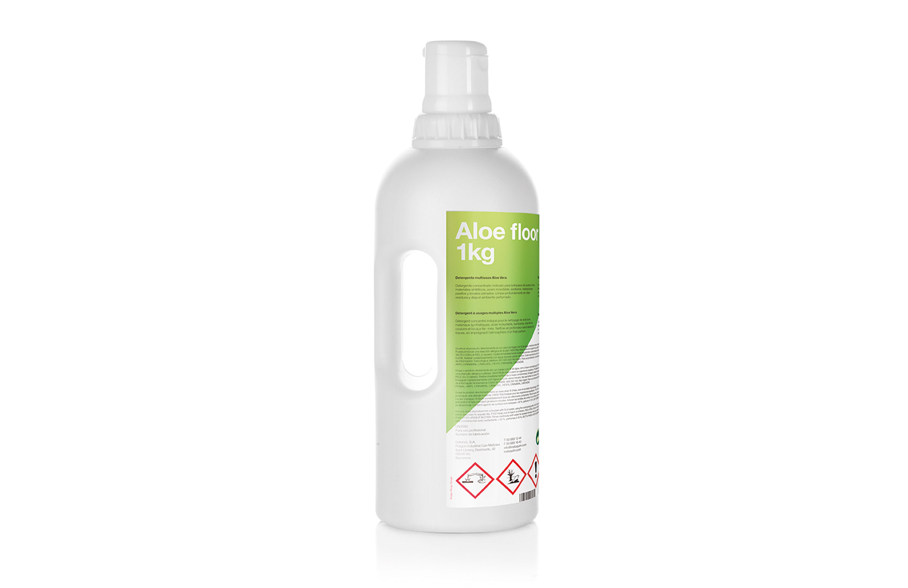 Aloe Floor, detergente multiusos Aloe Vera