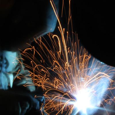 Svařování sestav z konstrukčních ocelí