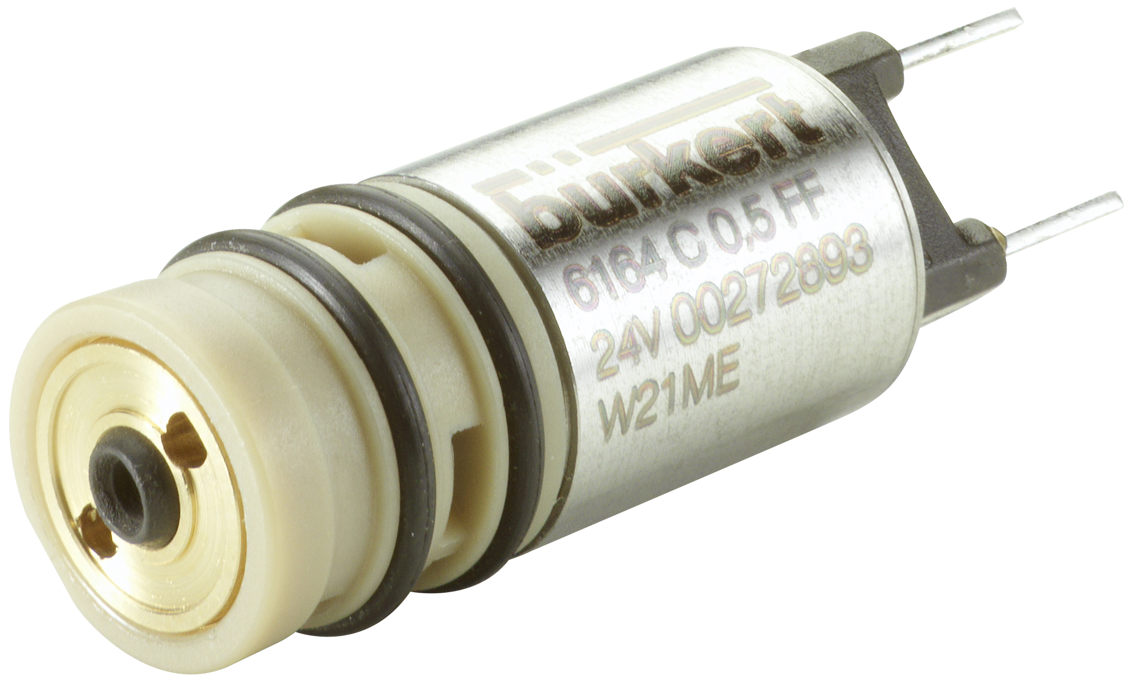 Tipo 6164 - 3/2-way pneumatic cartridge solenoid valve