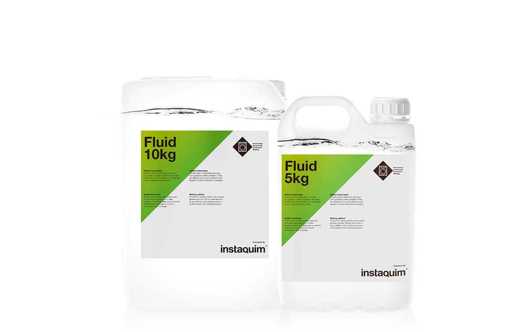 Fluid, aditivo humectante.