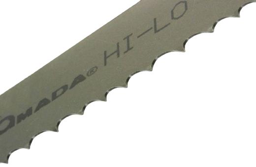 Amada HI-LO M42 bandsaw blade