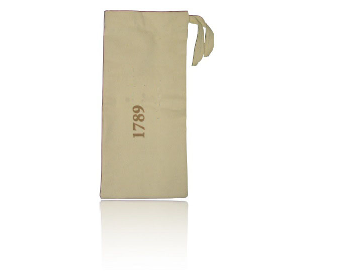 Organic Canvas Loafer Bag