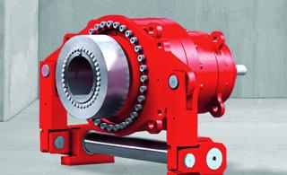 Grossgetriebe / Industriegetriebe