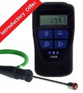 Vote of confidence for NEW Legionella Thermometer with built-in timer