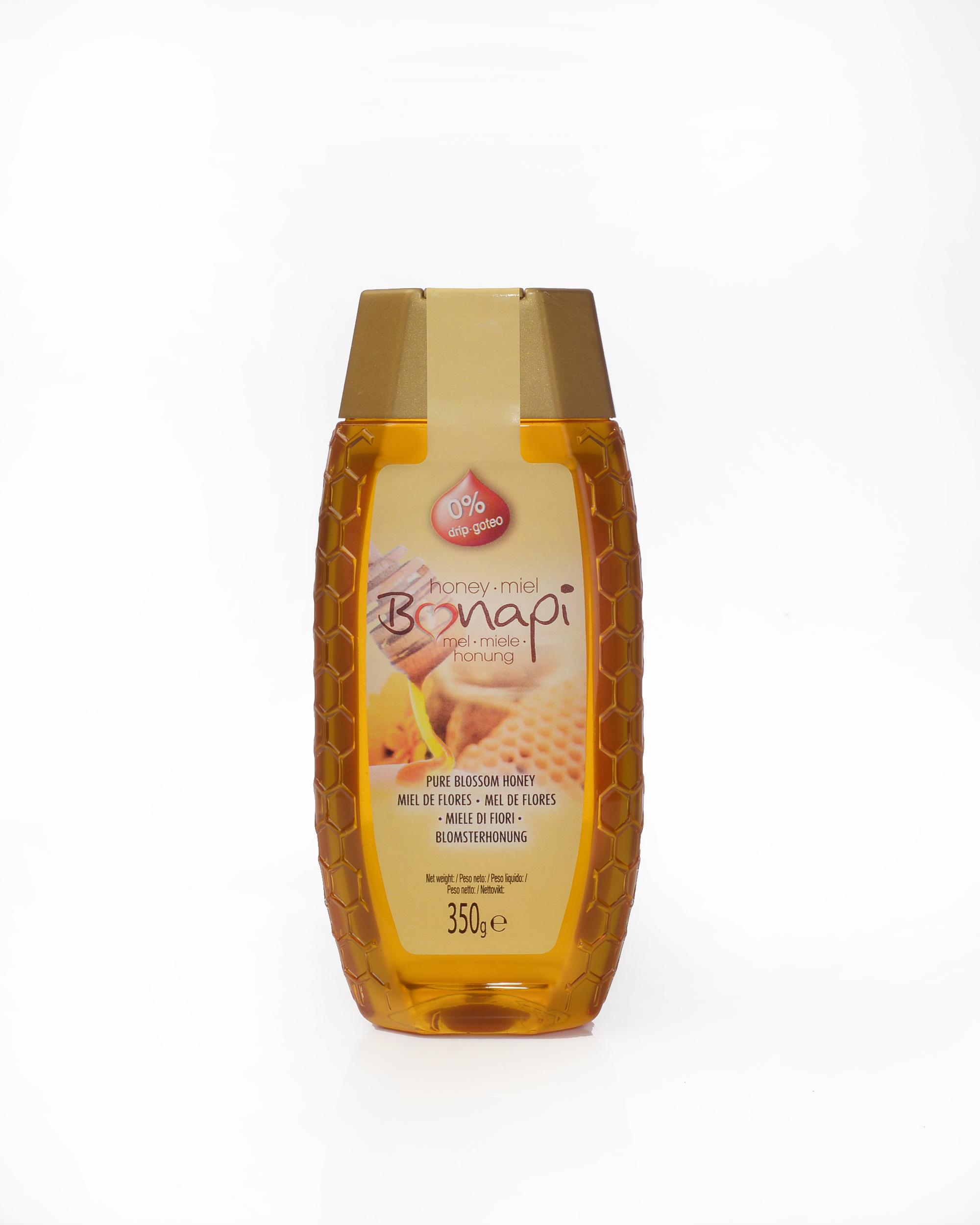 """Dosificador  350g Miel de Flores """"Bonapi"""""""