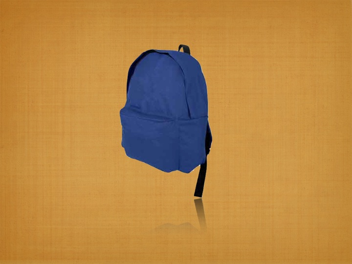 Canvas Library Backpack