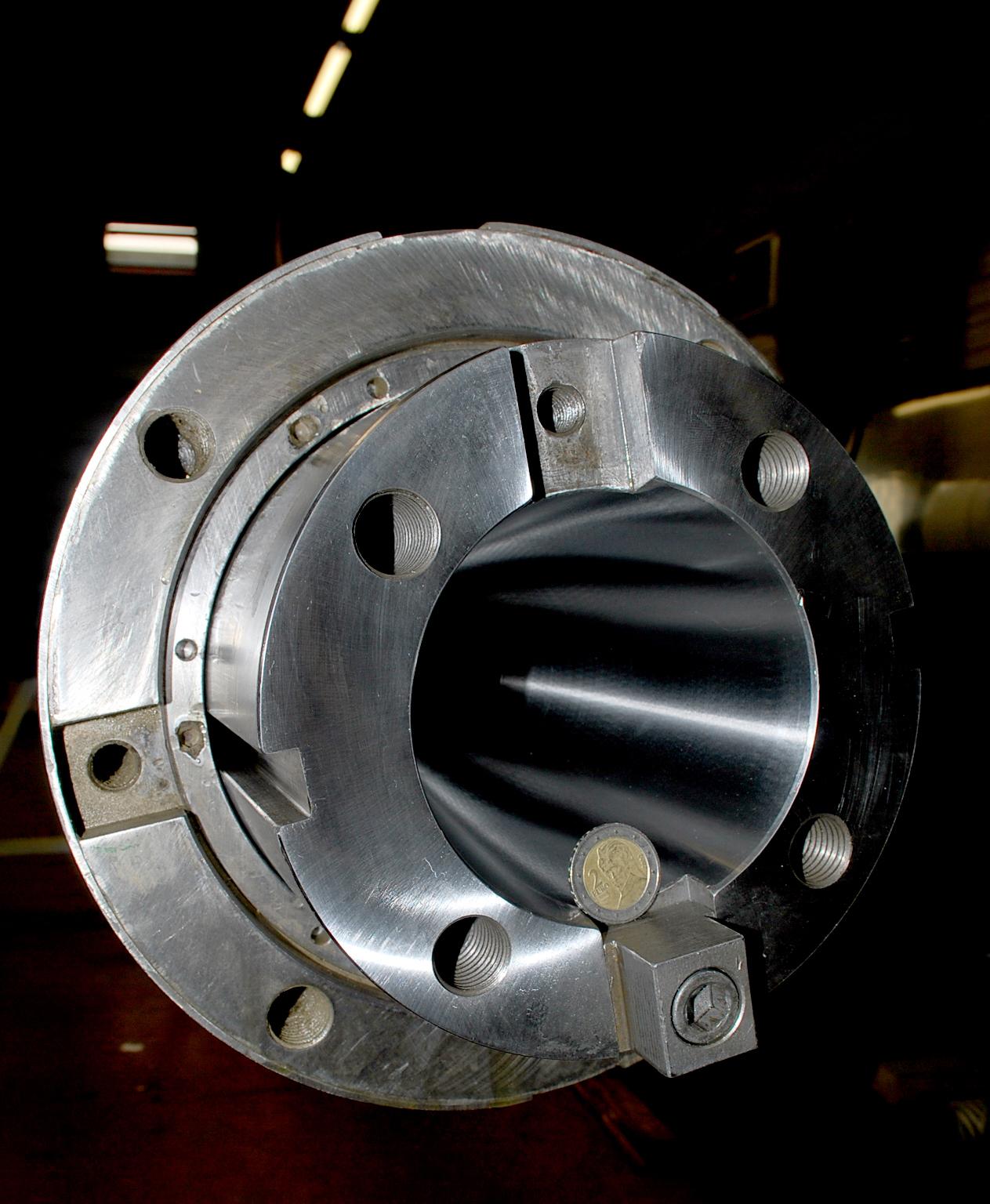 Fabrication ou réparation de pièces de machine-outil