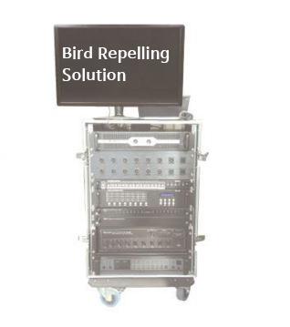 Bird Repelling Solution