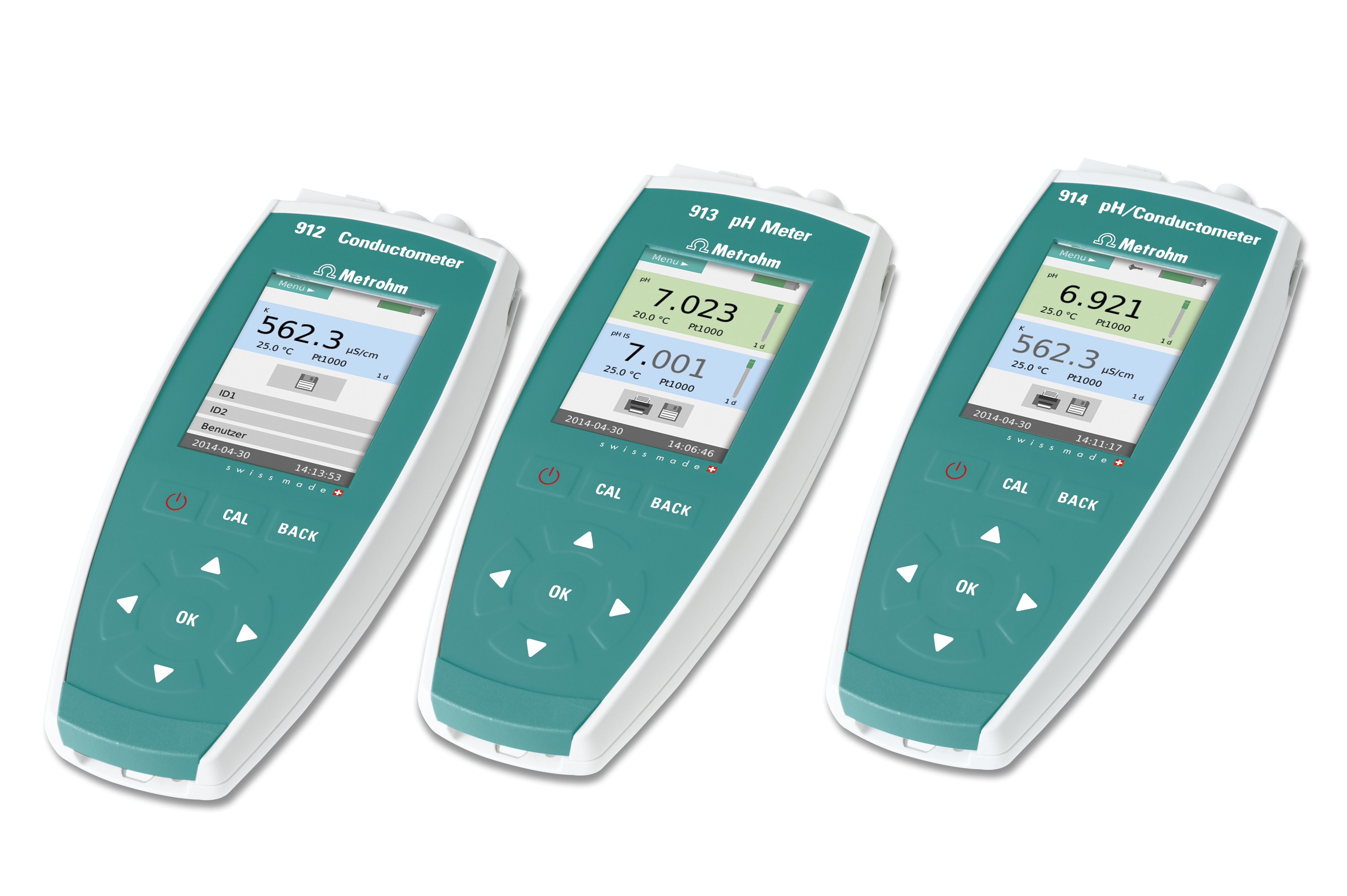 pH-Messung & Konduktometrie