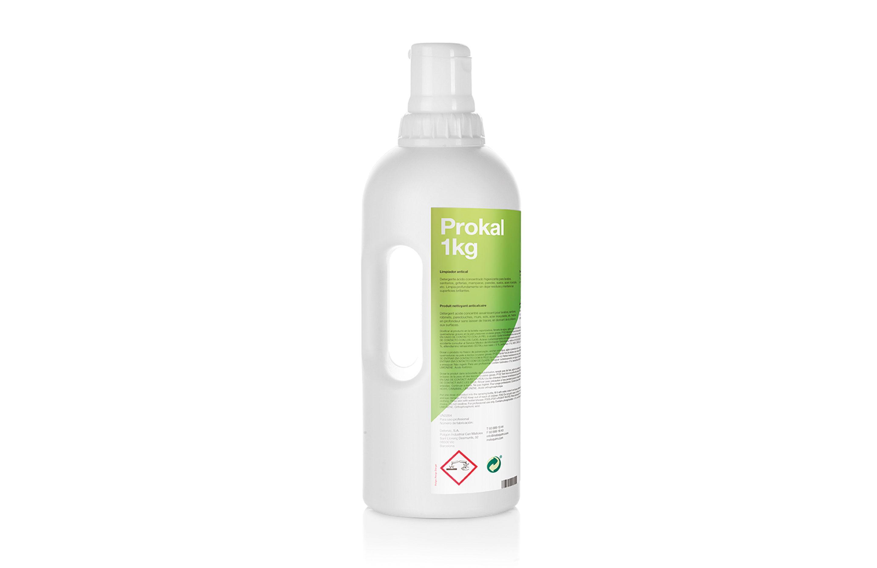 Prokal, limpiador antical - Autodosis.