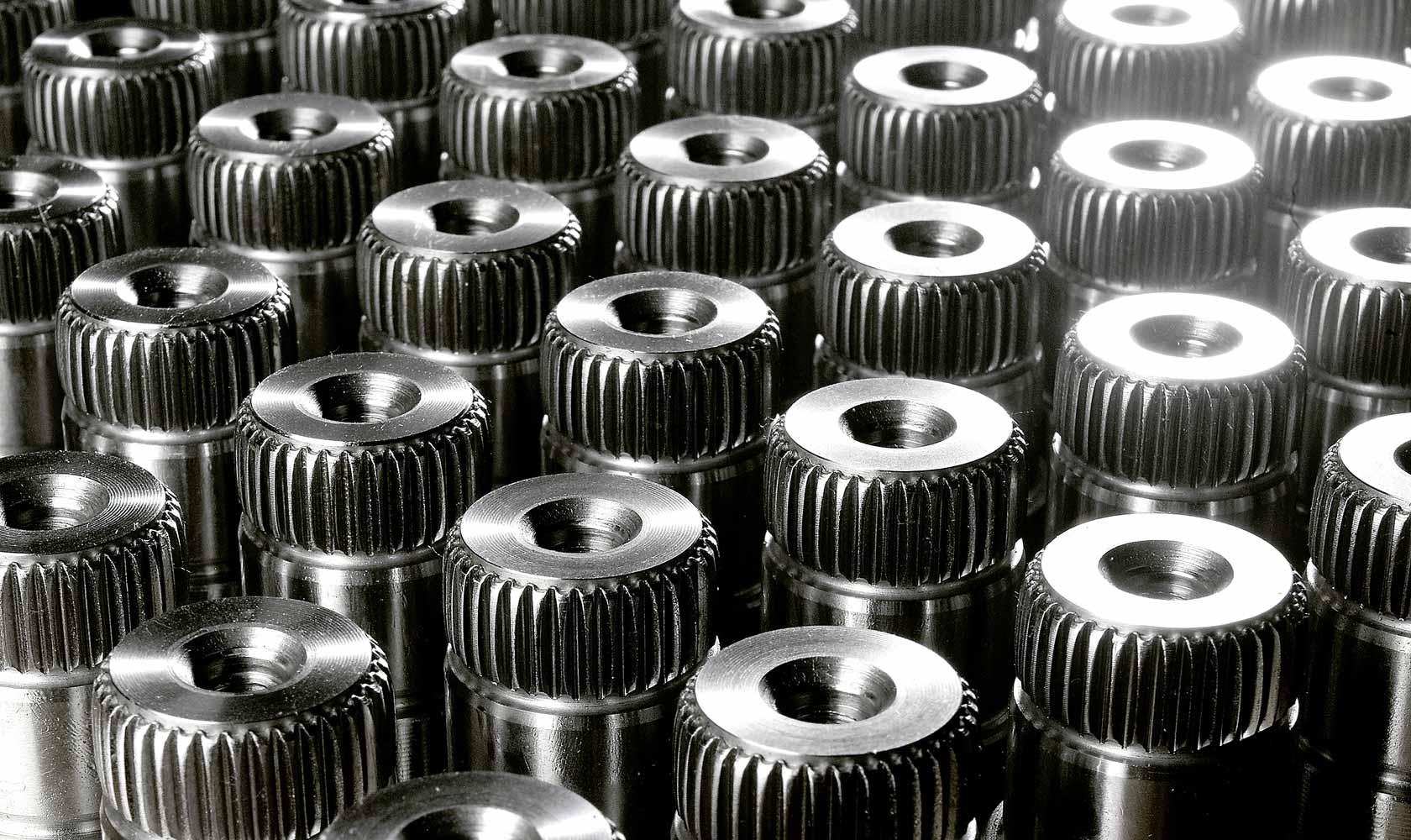 Mecanizados de piezas