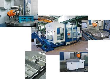 5-Achsen-CNC-Universal-Fräscenter