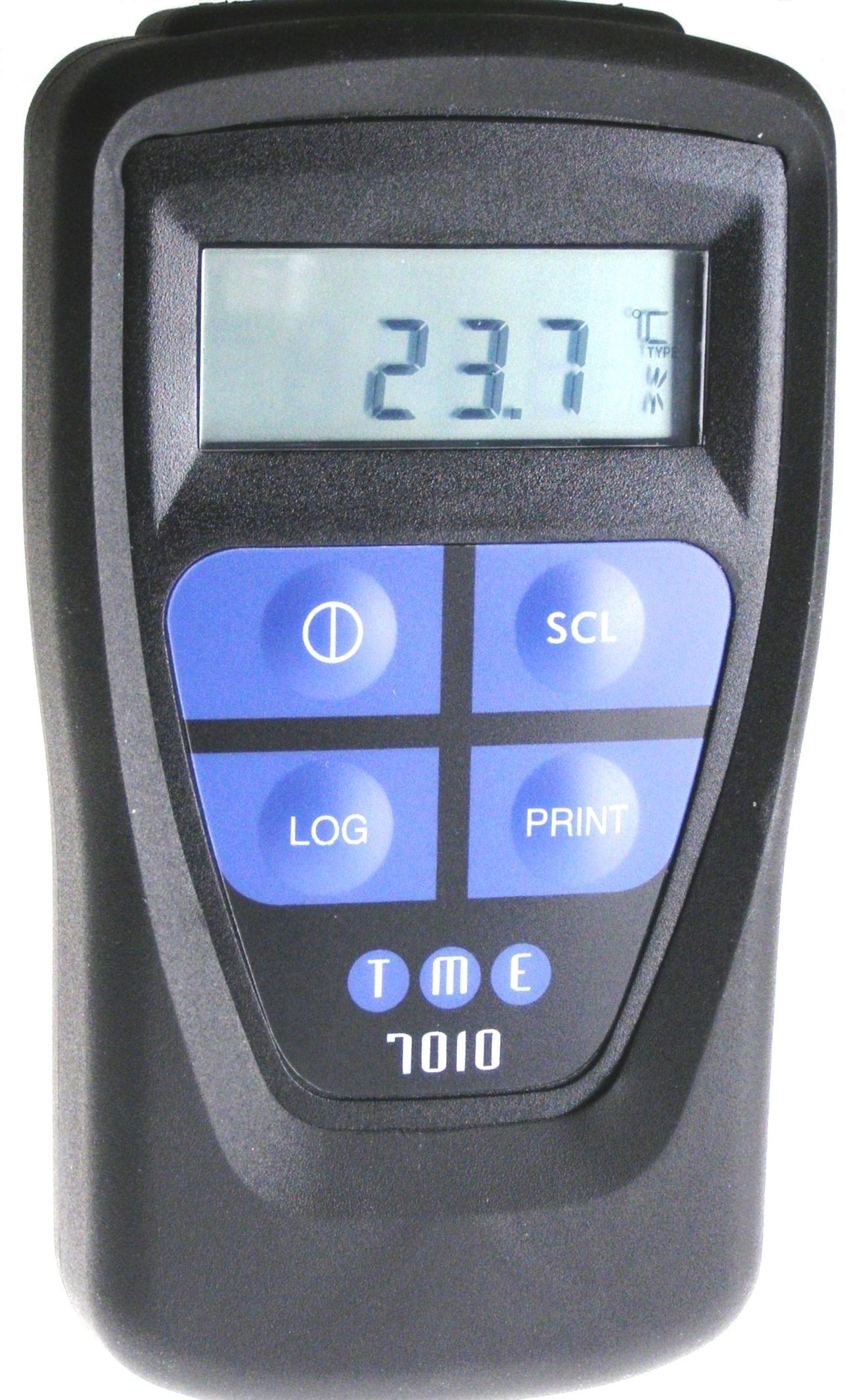 MM7010 Thermo Bluetooth Logging Handheld Thermometer