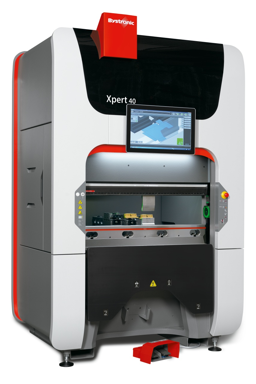 Kompakte Abkantpresse Xpert 40