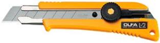 Cutter OLFA L2 Anti-glisse