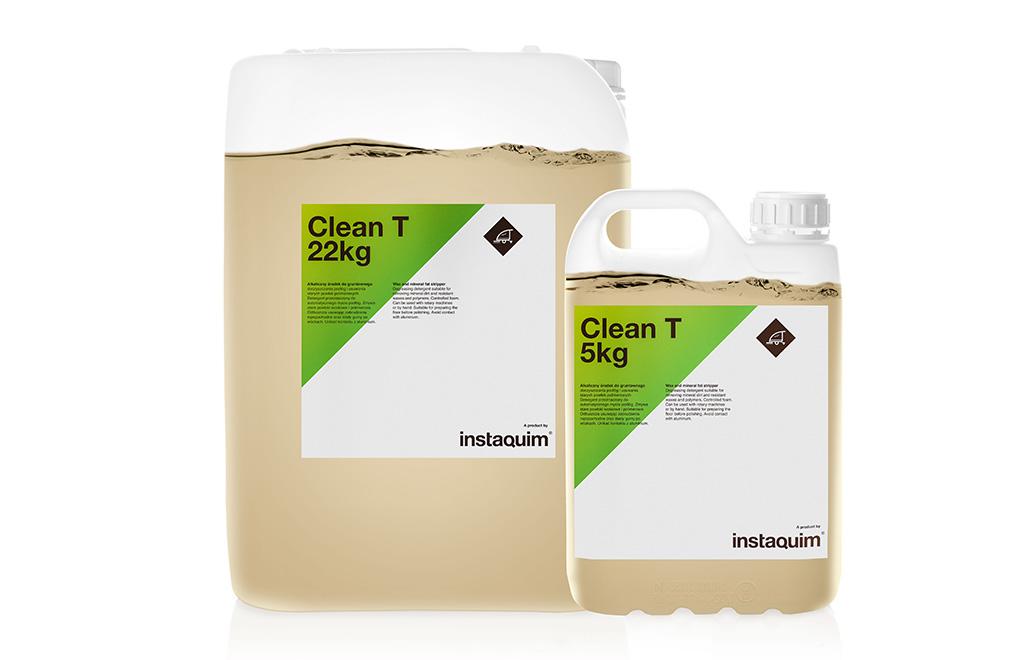 Clean T, fregasuelos desengrasante.