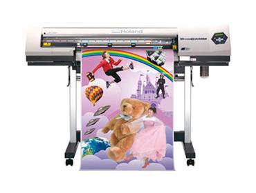 ROLAND Plotter e impresoras de gran formato