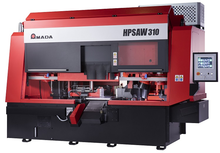 Amada HPSAW 310 very high performance saw – NEW