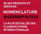 La classification Kompass