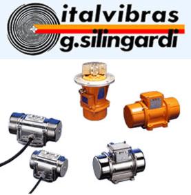 Italvibras - elektrische Umwuchtmotoren