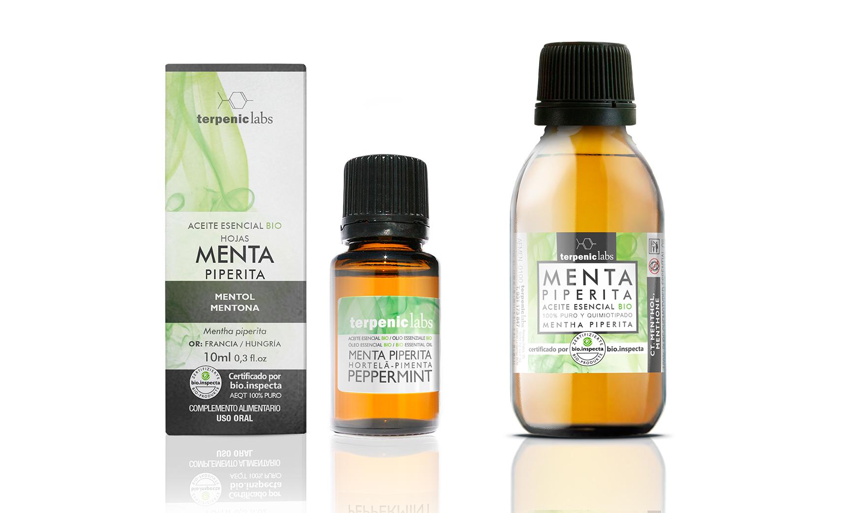 Menta Piperita - Aceite Esencial