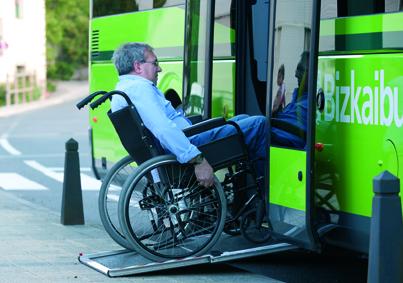 Rampas para autobús