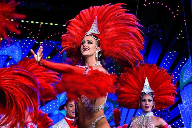 """Revue """"Féerie"""" du Moulin Rouge"""