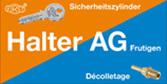 Halter AG Frutigen (Fabrik für Sicherheitszylinder)
