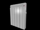 Nueva gama de Radiadores de aluminio con resistencia eléctrica