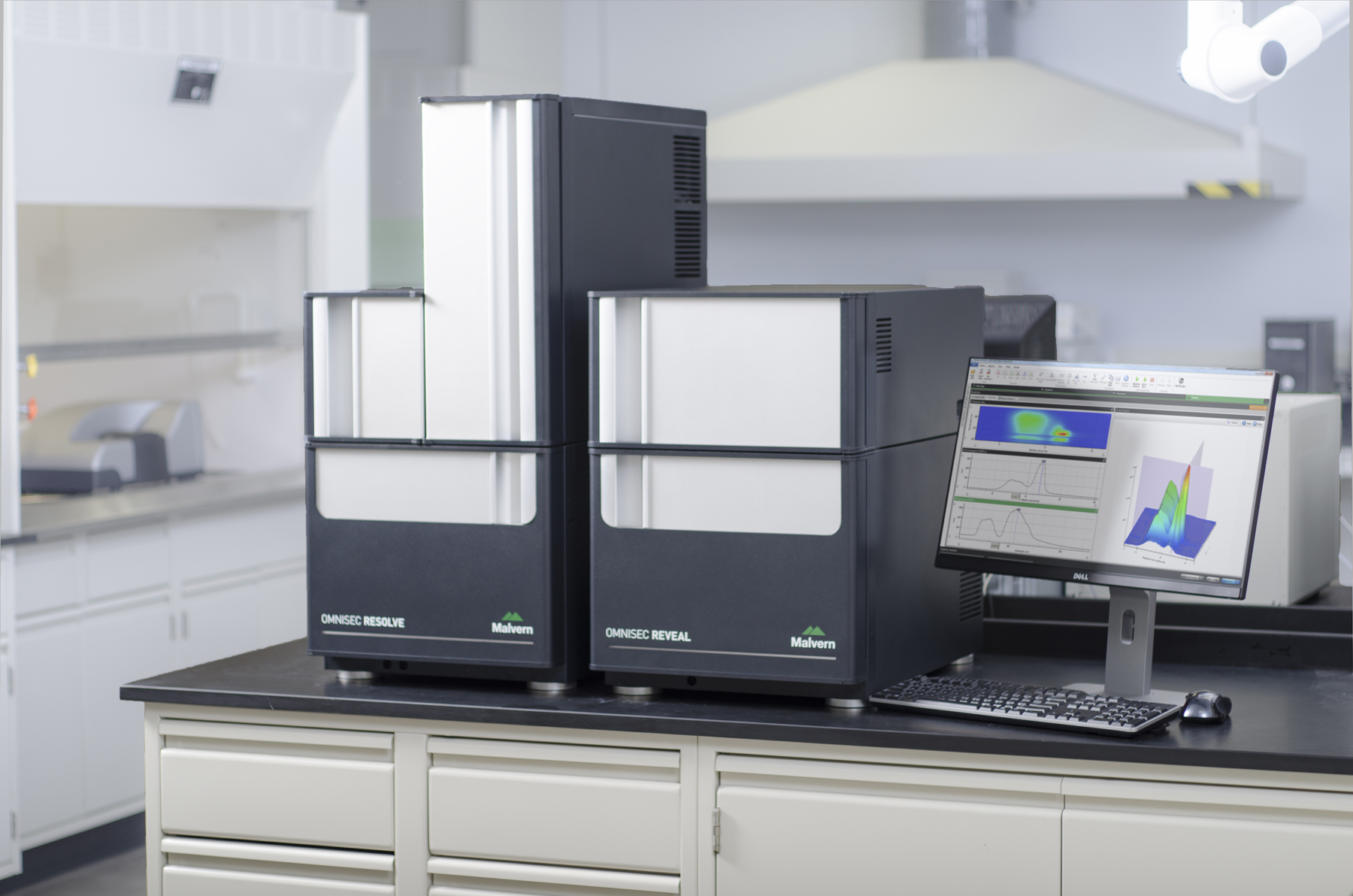 Chromatographie GPC/SEC de Viscotek