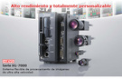 Sensor de visión KEYENCE