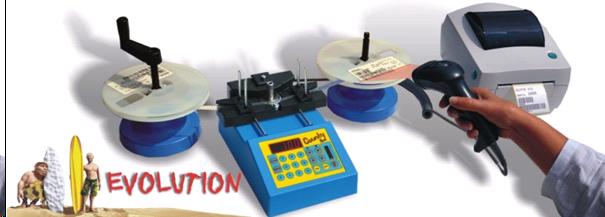 Compteuse de composants Electronique Iteco – County EVO