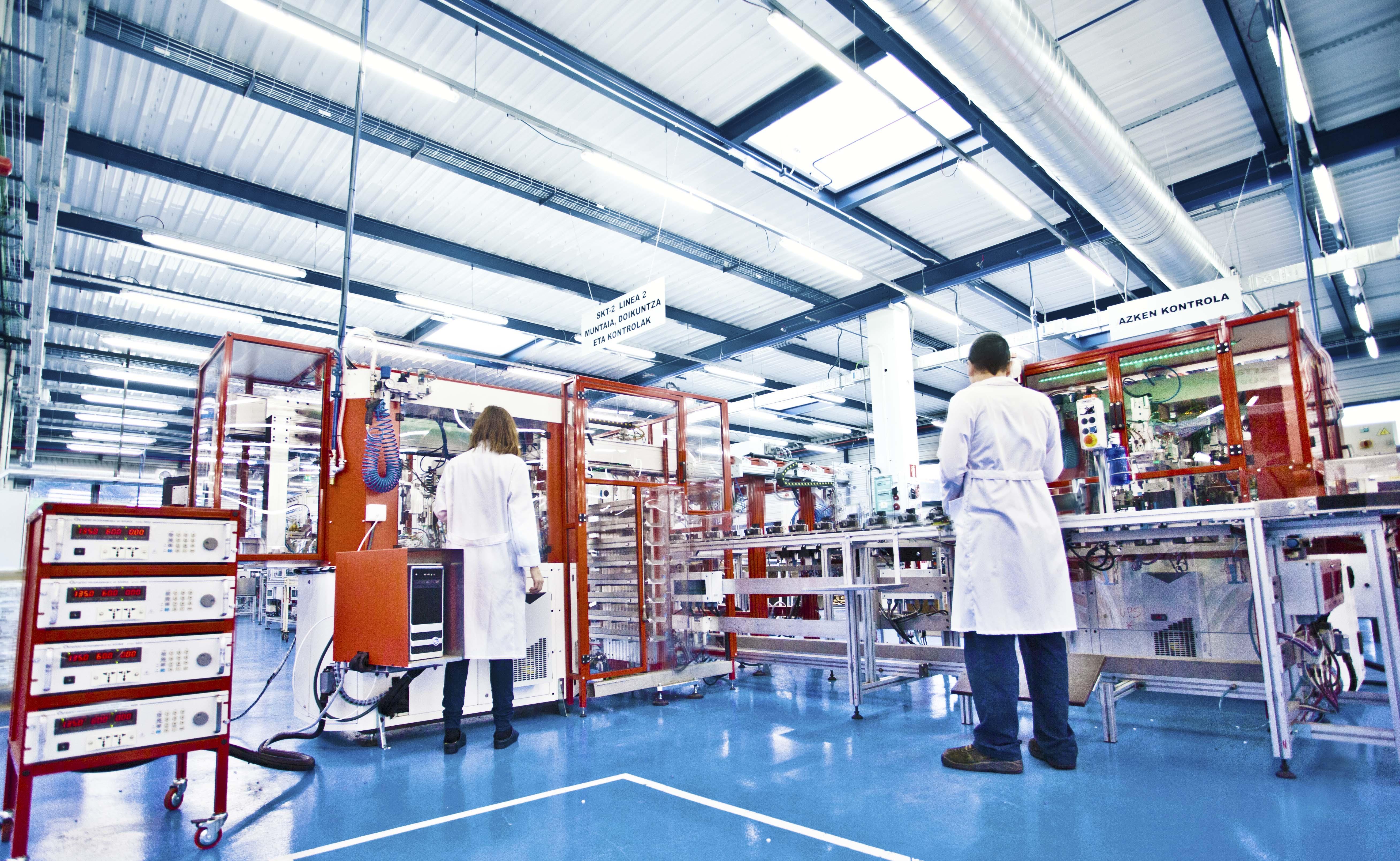 Industria: presencia global, actitud innovadora