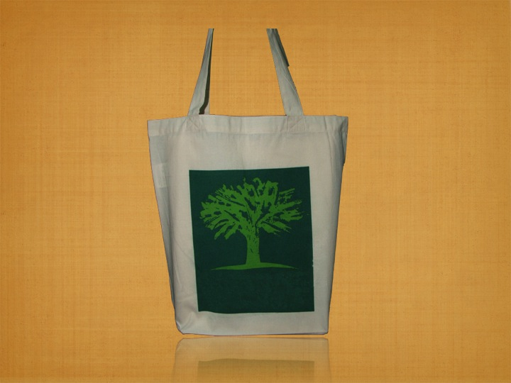 Recycled Organic Canvas Promotional Event Bag
