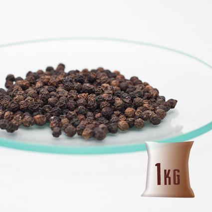 Pimienta negra Tellicherry grano