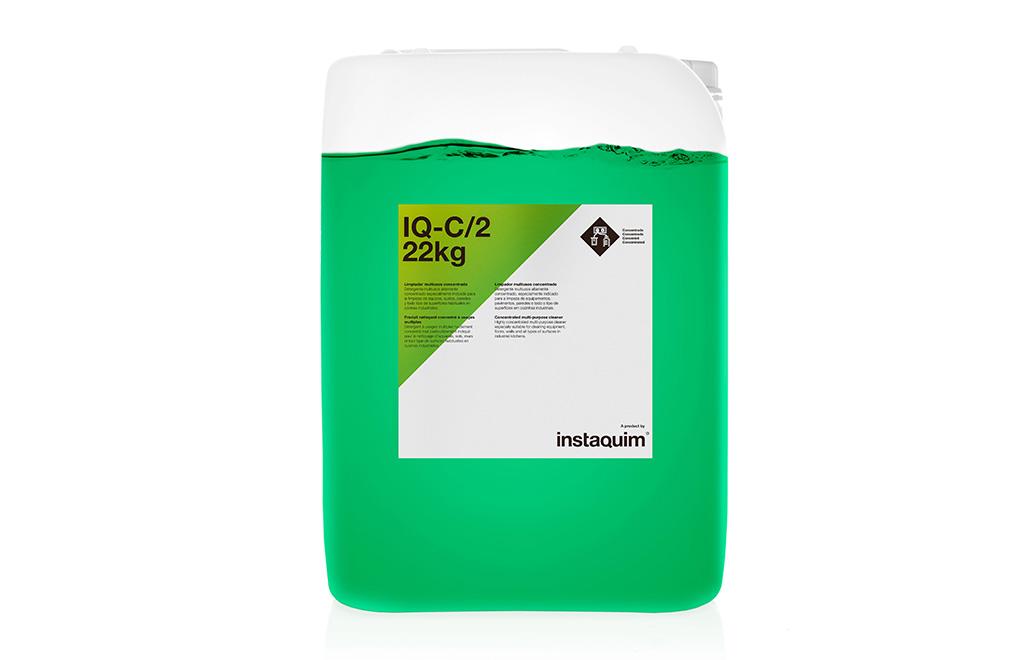 IQ-C/2, limpiador multiusos concentrado.