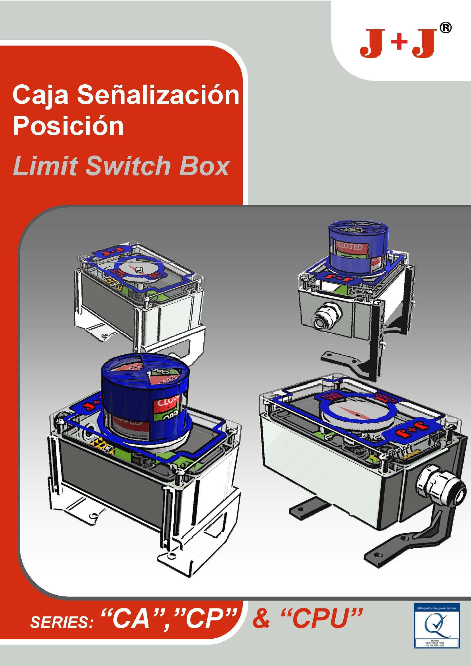 caixes de senyalització de posició