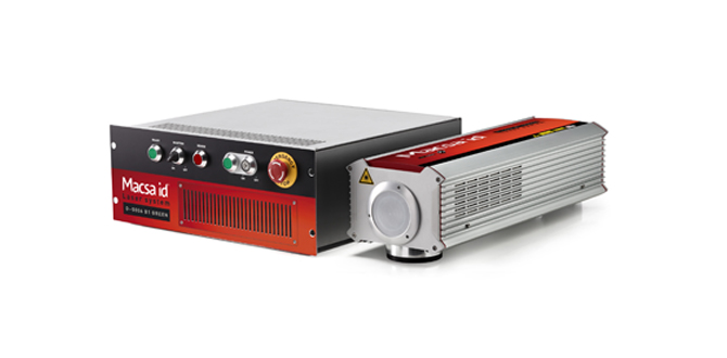 Sistema de marcaje láser: gLASER D-5000 Verde