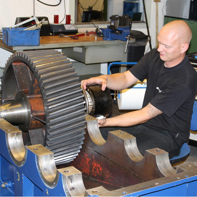 Gear Renovering