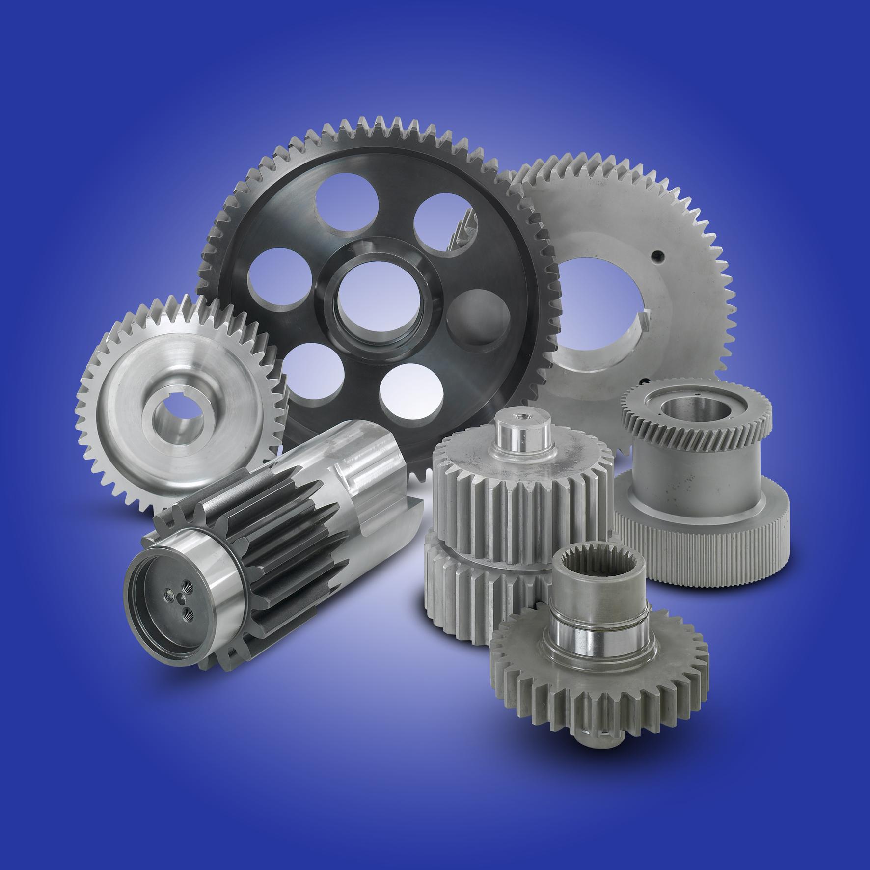 Cylindriske tandhjul / Cylindriske spiralhjul