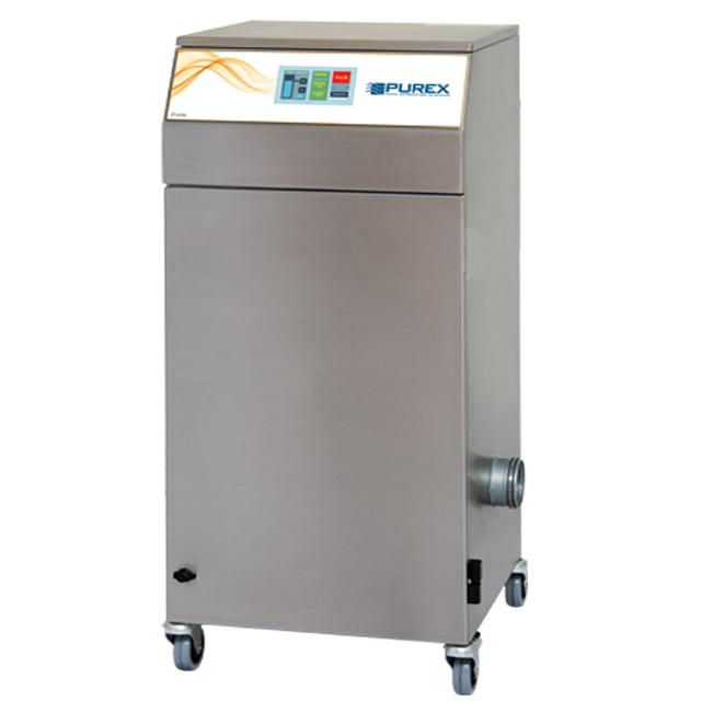 Extracteur et traitement de fumée (soudage/laser) : Purex iFume