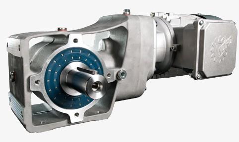 Kegelradgetriebemotoren - NORDBLOC.1