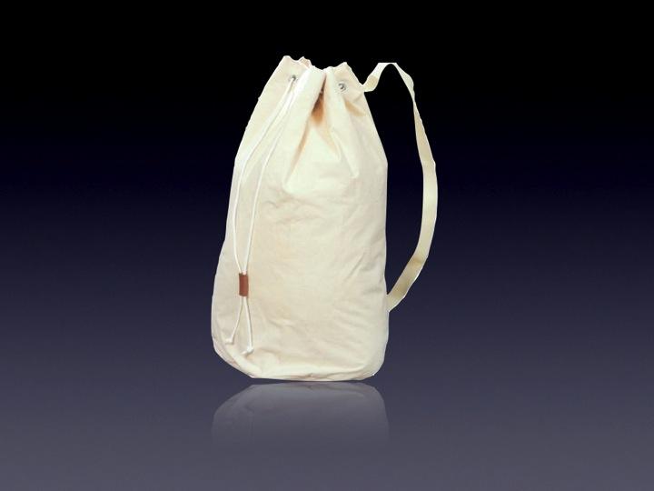 Organic Canvas Laundry Bag