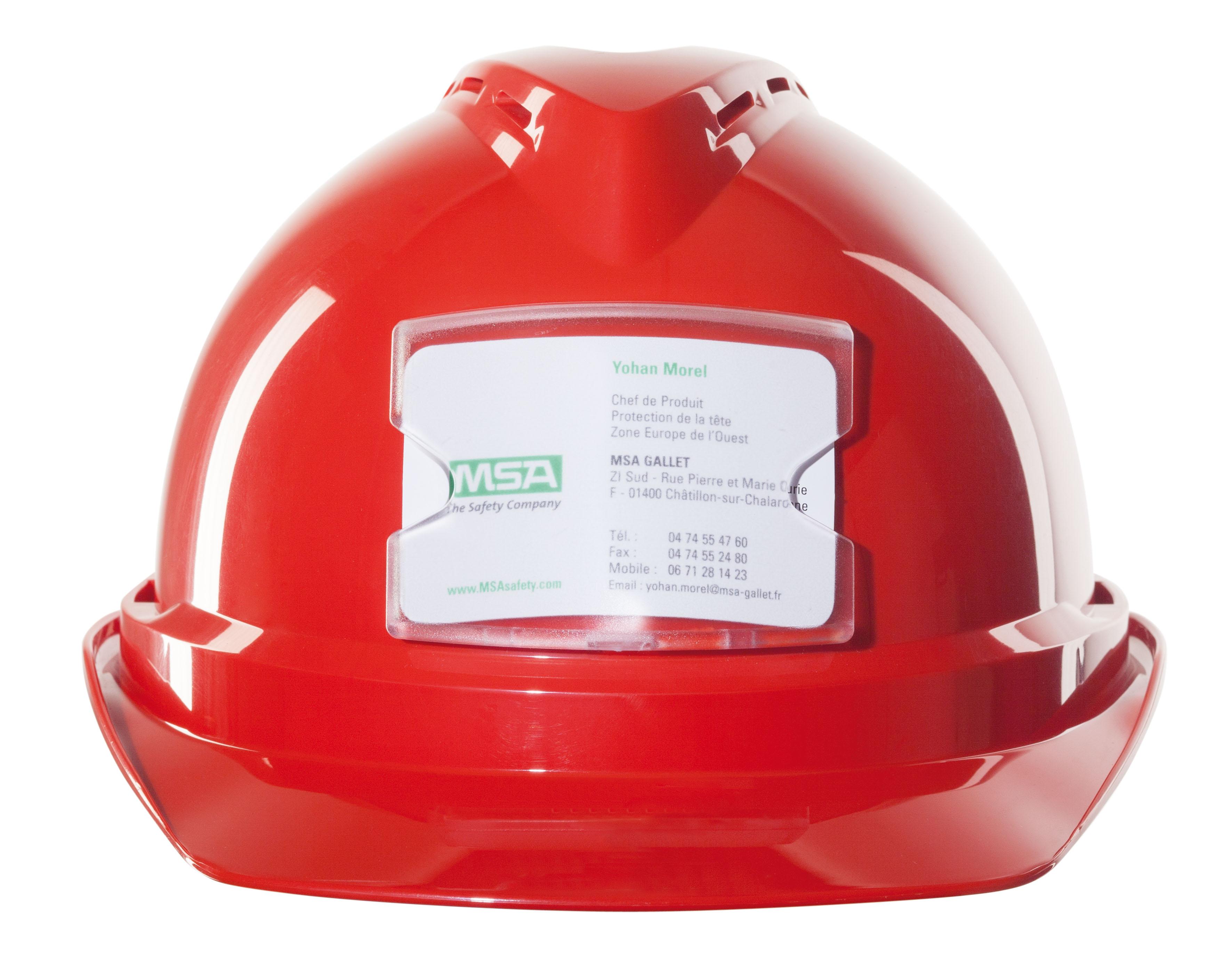 Porte-badge, Stickers, Jugulaires, Support de lampe pour Casques V-Gard