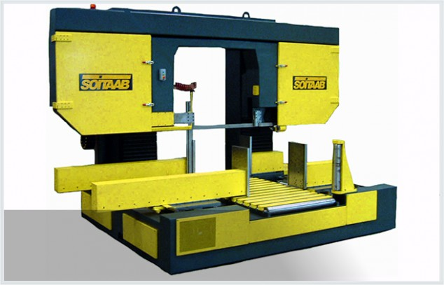 Soitaab SC Horizontal bandsaw machine