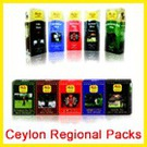 Ceylon Regional Packs