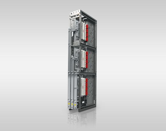 SEMISTACK® RE optimiert für Wind- und Solar-Anwendungen von 450kVA bis zu 5MVA