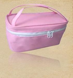 Organic Canvas Fashion Cosmetic Bag