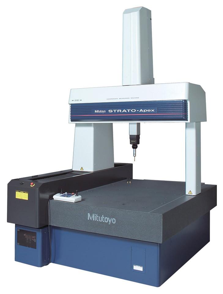 Máquina de medición 3D de alta precisión STRATO APEX