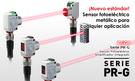 Sensores fotoeléctricos KEYENCE